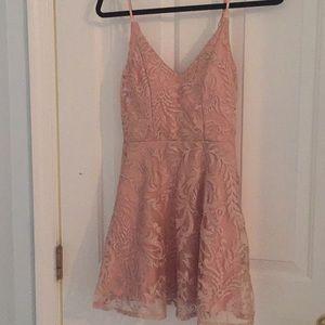 Macy's hoco party dress